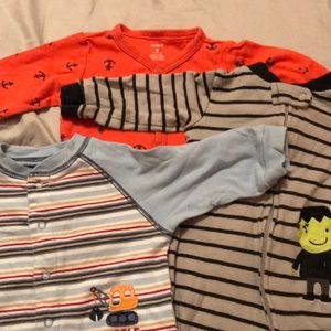 Other - Set of 3 PJs of various brands. (Size 9 months)